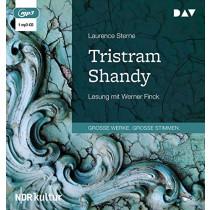 Laurence Sterne - Das Leben und die Meinungen des Tristram Shandy