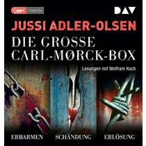 Jussi Adler-Olsen - Die große Carl-Morck-Box 1