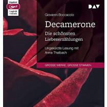 Giovanni Boccaccio - Decamerone. Die schönsten Liebeserzählungen