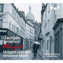 Georges Simenon - Maigret und der einsame Mann