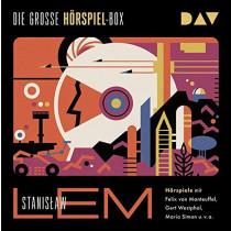 Stanislaw Lem - Die große Hörspiel-Box