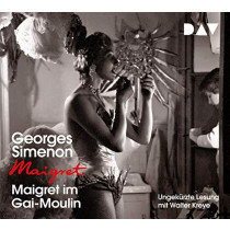 Georges Simenon - Maigret im Gai-Moulin