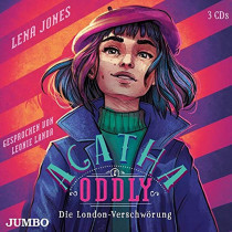 Lena Jones - Agatha Oddly. Die London-Verschwörung