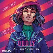 Lena Jones - Agatha Oddly. Die London-Verschwörung
