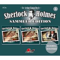 Sherlock Holmes - Sammler Edition - Box 5 (Folge 12, 12, 13)