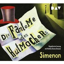 Georges Simenon - Die Phantome des Hutmachers