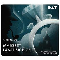 Georges Simenon - Maigret lässt sich Zeit
