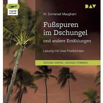 W. Somerset Maugham - Fußspuren im Dschungel und andere Erzählungen