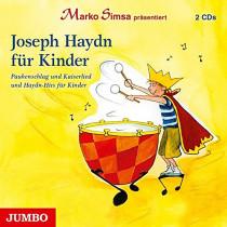 Marko Simsa präsentiert: Joseph Haydn für Kinder