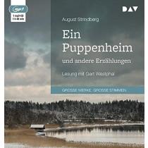 August Strindberg - Ein Puppenheim und andere Erzählungen