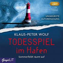 Klaus-Peter Wolf - Todesspiel im Hafen. Sommerfeldt räumt auf