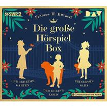 Die große Hörspiel-Box – Der geheime Garten, Der kleine Lord, Prinzessin Sara