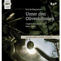 Guy de Maupassant - Unter den Olivenbäumen