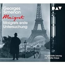 Georges Simenon - Maigrets erste Untersuchung