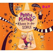 Penny Pepper – Teil 3: Chaos in der Schule