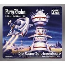 Perry Rhodan Silber Edition 152 Die Raum-Zeit-Ingenieure (2 mp3-CDs)
