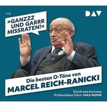 »Ganzzz und garrr missraten«. Die besten O-Töne von Marcel Reich-Ranicki
