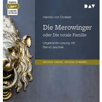 Heimito von Doderer - Die Merowinger oder Die totale Familie