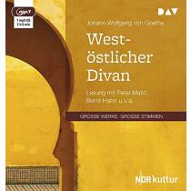 Johann Wolfgang von Goethe - West-östlicher Divan