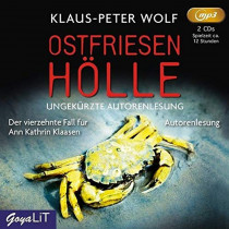 Klaus-Peter Wolf - Ostfriesenhölle (ungekürzt)