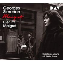 Georges Simenon - Hier irrt Maigret