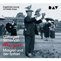 Georges Simenon - Maigret und der Spitzel
