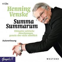 Henning Venske - Summa Summarum: Ultimative satirische Abrechnungen, gemein aber nicht höflich