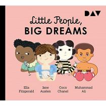 Little People, Big Dreams – Teil 2: Ella Fitzgerald, Jane Austen, Coco Chanel, Muhammad Ali