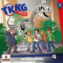 TKKG Junior - Folge 5: Die Dino-Diebe