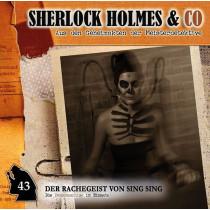Sherlock Holmes und Co. 43 - Der Rachegeist von Sing Sing