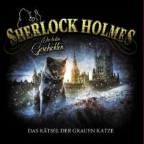 Sherlock Holmes - Die besten Geschichten - Folge 8: Das Rätsel der grauen Katze (Vinyl LP)
