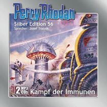 Perry Rhodan Silber Edition 56 Kampf der Immunen (2 mp3-CDs)