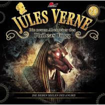 Jules Verne - Folge 21: Die sieben Seelen der Anubis