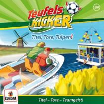 Teufelskicker 84 Titel, Tore, Tulpen!