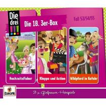 Die drei Ausrufezeichen - Die 18. 3er-Box (Folgen 53, 54, 55)