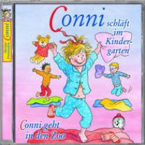 Conni - 21 - schläft im Kindergarten / geht in den Zoo