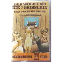 MC Delta Der Wolf + die 7 Geißlein / der falsche Prinz