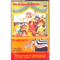MC Zebra Die Kasperle-Bühne