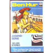MC Zebra Ben Hur