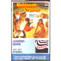 MC Zebra Robinson Crusoe Teil 2