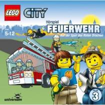 LEGO City - 3 - Feuerwehr - Auf der Spur des roten Drachen