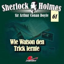 Maritim Sherlock Holmes 61 - Wie Watson Den Trick Lernte