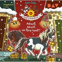 Die Haferhorde – Teil 16: Advent, Advent, ein Pony rennt!