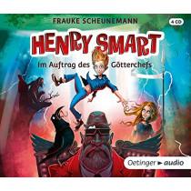 Frauke Scheunemann - Henry Smart. Im Auftrag des Götterchefs