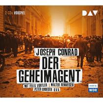 Der Geheimagent (Hörspiel des WDR)