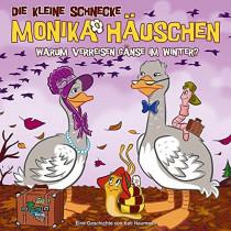 Die kleine Schnecke Monika Häuschen 46: Warum verreisen Gänse im Winter?