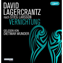 David Lagercrantz - Vernichtung (Millennium, Band 6)
