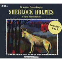 Sherlock Holmes: Die neuen Fälle: Collectors Box 5: Folge 13-15