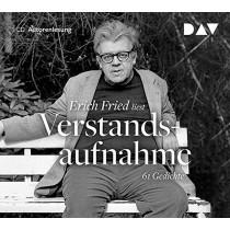 Erich Fried - Verstandsaufnahme. 61 Gedichte