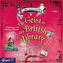 Ben Aaronovitch - Der Geist in der British Library und andere Geschichten aus dem Folly